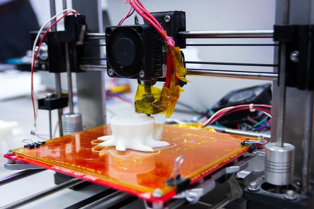 3Dプリンターのフランチャイズ