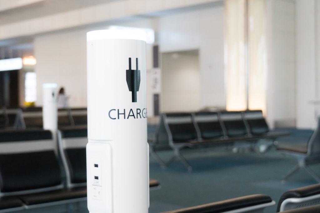 携帯電話公衆型充電器レンタルのフランチャイズ・代理店募集一覧