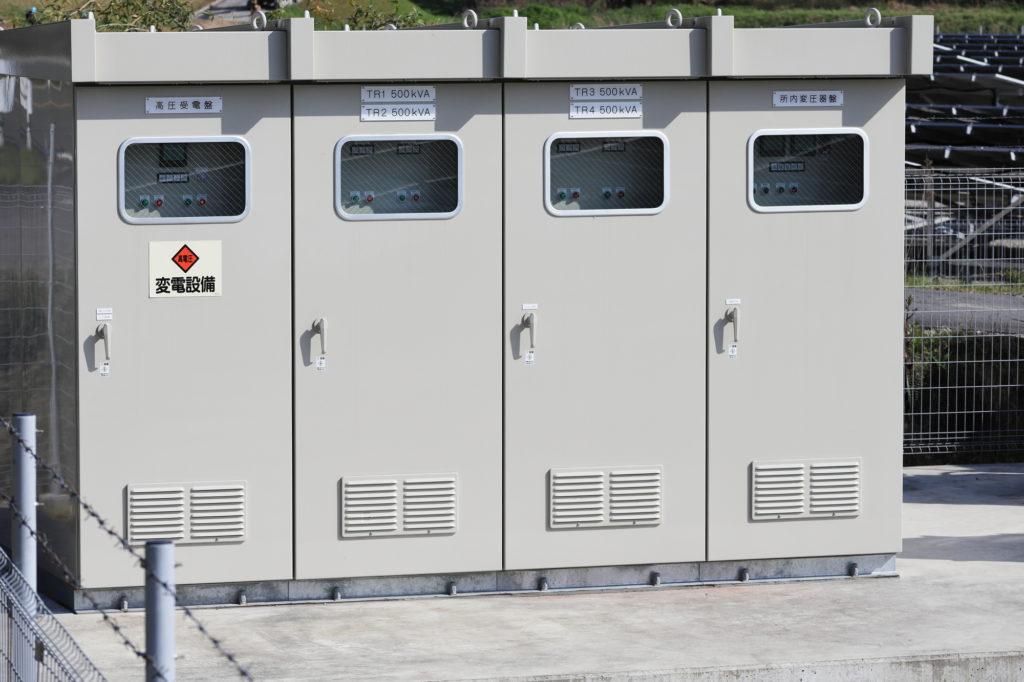 キュービクル式高圧受電設備のフランチャイズ・代理店募集一覧