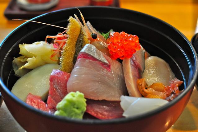 海鮮丼のフランチャイズ