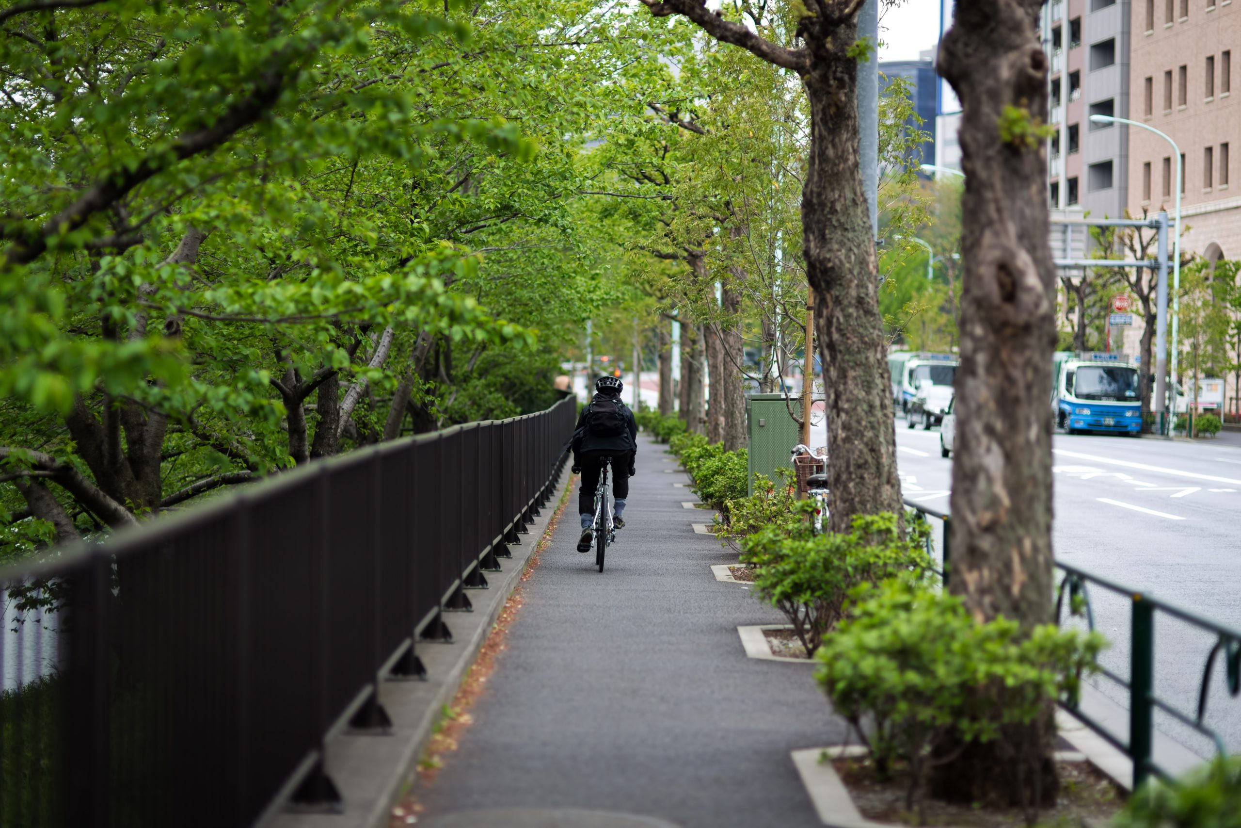 メッセンジャー・自転車便のフランチャイズ・代理店募集一覧