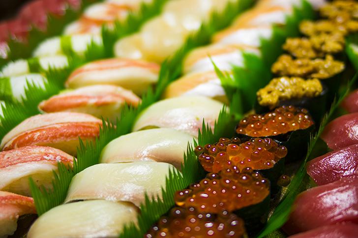 持ち帰り寿司のフランチャイズ