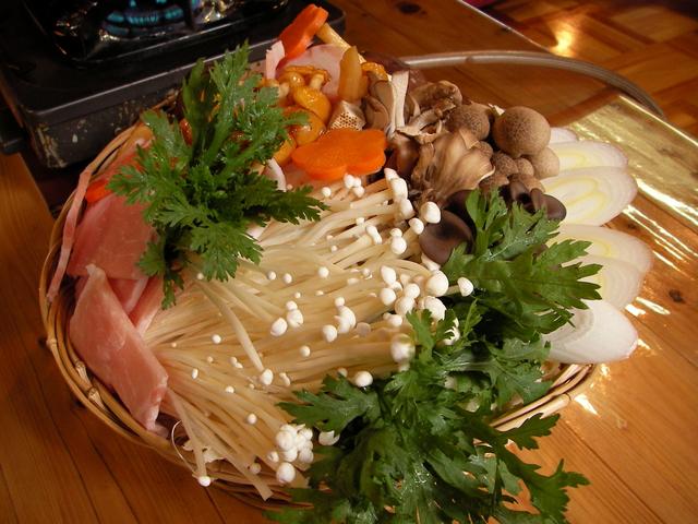 鍋料理のフランチャイズ