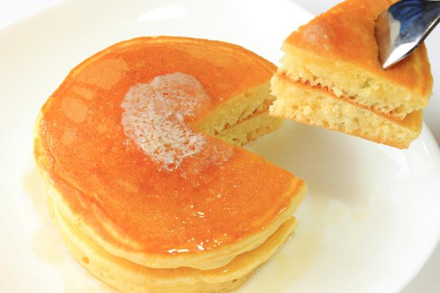 パンケーキのフランチャイズ