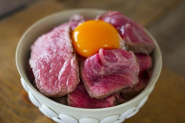 ローストビーフ丼のフランチャイズ募集一覧