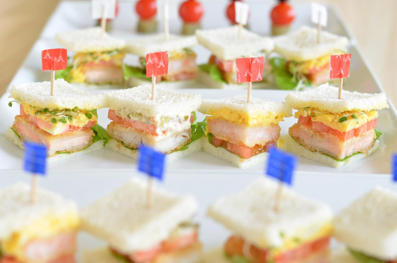 サンドイッチのフランチャイズ