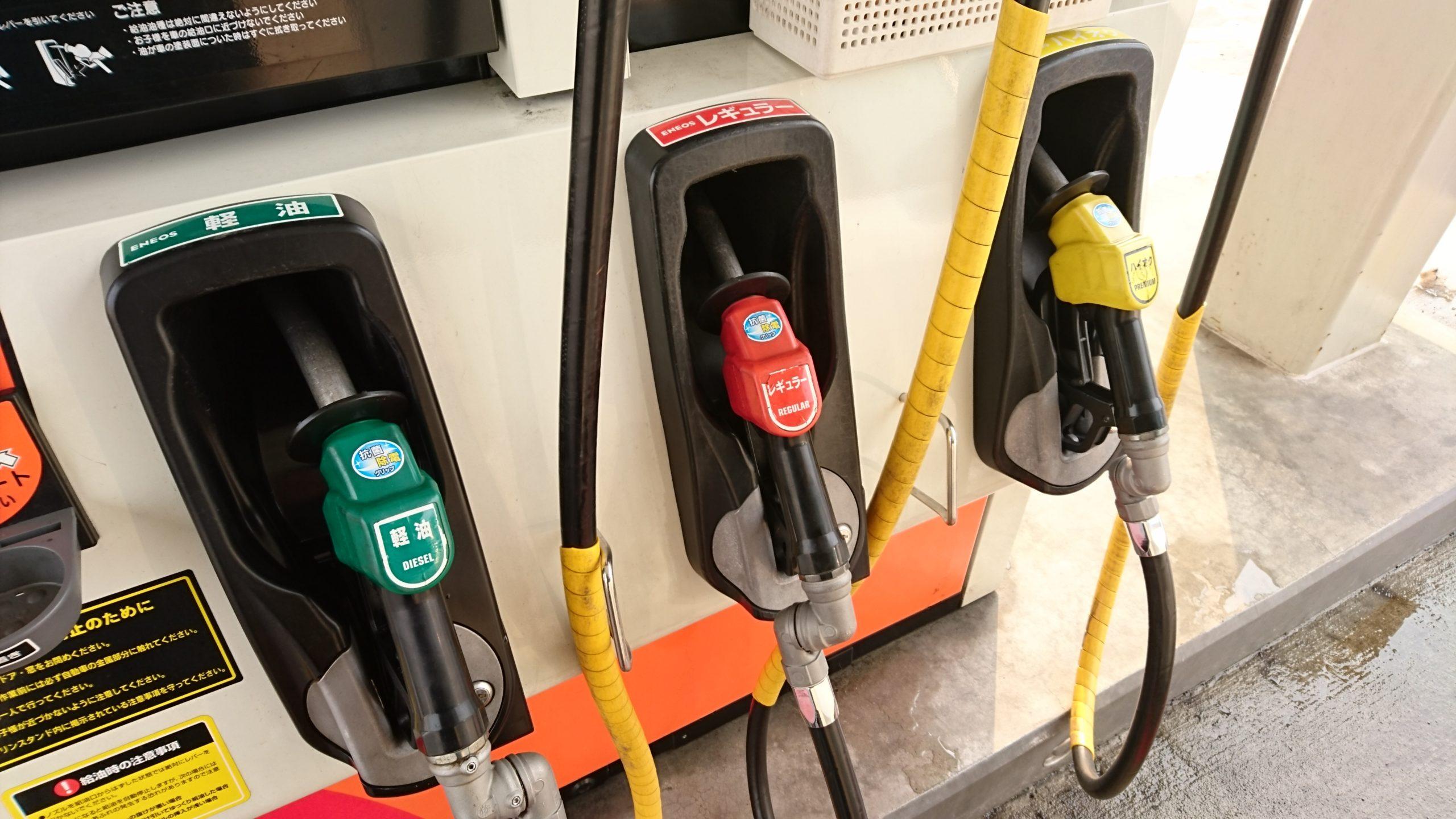 ガソリンスタンドのフランチャイズ