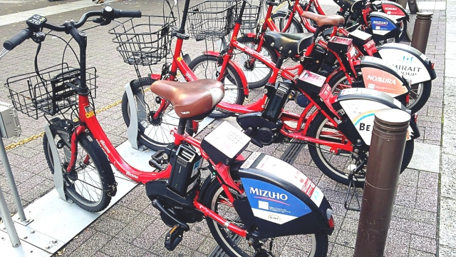シェアサイクル・シェア自転車のフランチャイズ・代理店募集一覧