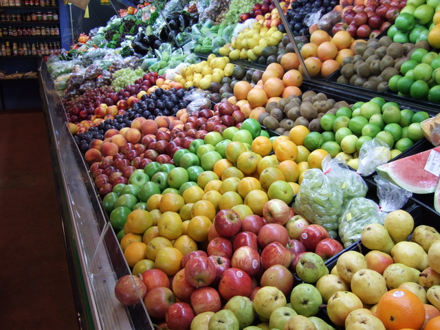 スーパーマーケットのフランチャイズ