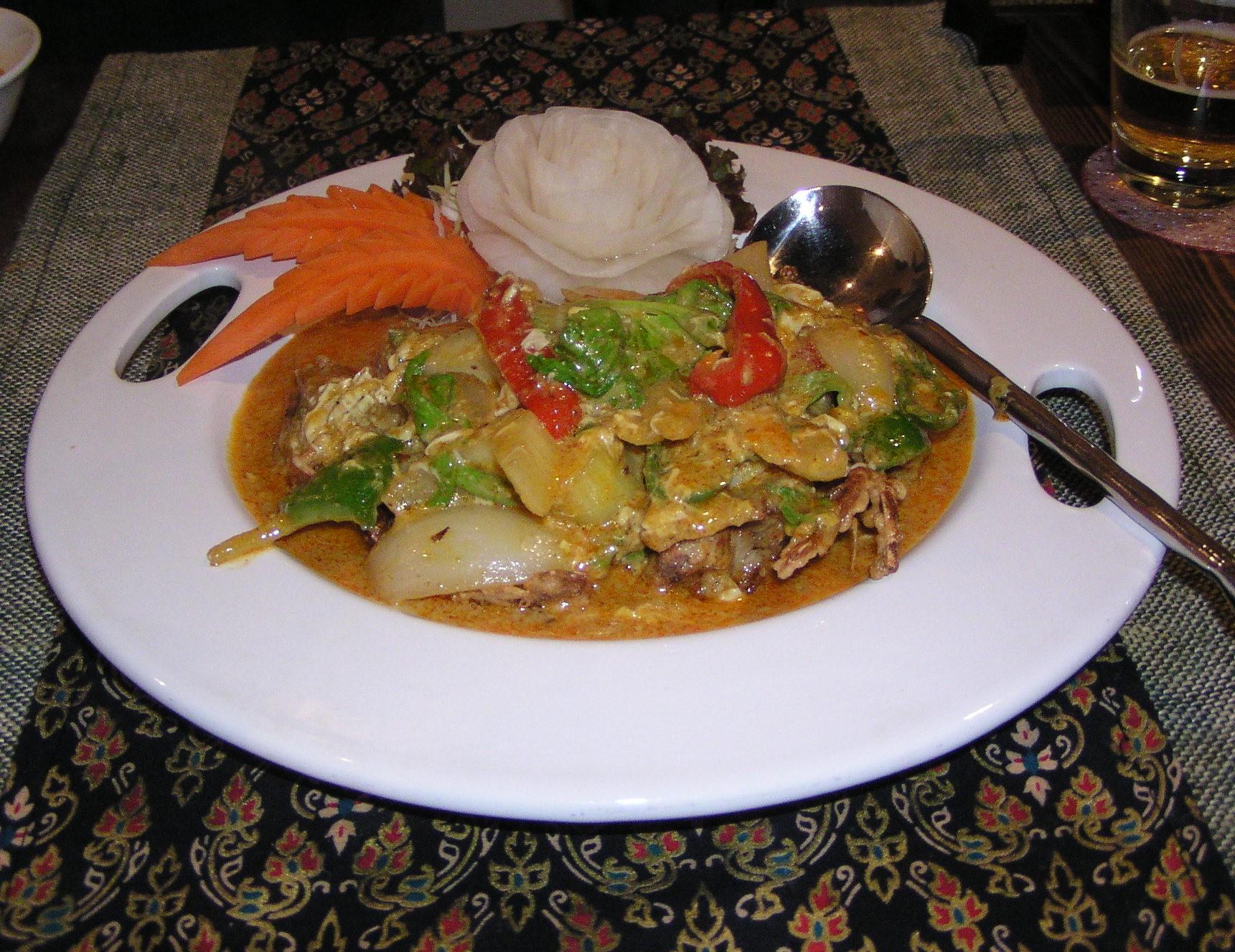タイ料理のフランチャイズ