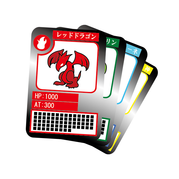 トレーディングカードのフランチャイズ